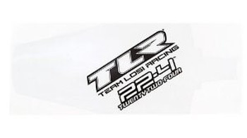 TLR 22-4 Precut Chassis Protective Sheet (2)