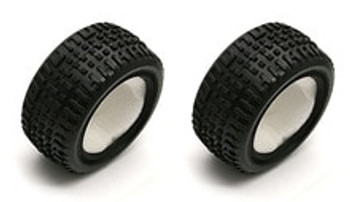 TEAM ASSOCIATED SC18 TIRE & INSERT (ASC21350)