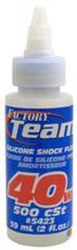 Team Associated Silicone Shock Oil (2oz) (40wt) (ASC5423)
