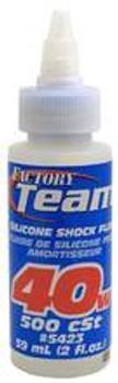 Team Associated Silicone Shock Oil (2oz) (40wt) (ASC5423)