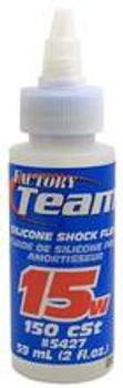 TEAM ASSOCIATED Silicone Shock Oil (2oz) (15wt) (ASC5427)
