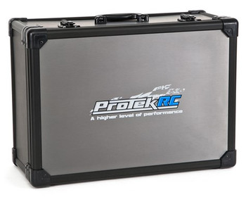 ProTeK RC Aluminum Universal Storage Case (No Insert) (PTK-8131