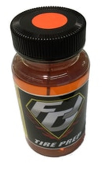 FDJ MOTORSPORTS Tire Traction/Tire Conditioner - Foam Formula (Orange Dot)