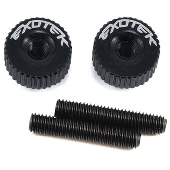 EXOTEK M3 Twist Nut (Black)