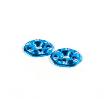 SCHELLE Asterisk Wing Buttons - Blue (SCH1208)