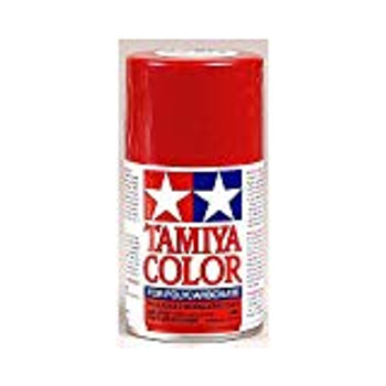 TAMIYA PS-15 Metallic Red Lexan Spray Paint (3oz)
