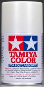 TAMIYA PS-57 Pearl White Lexan Spray Paint (3oz) (TAM86057)