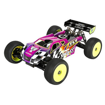 Team Losi Racing 8IGHT-T 4.0 Race Kit: 1/8 4WD Nitro Truggy