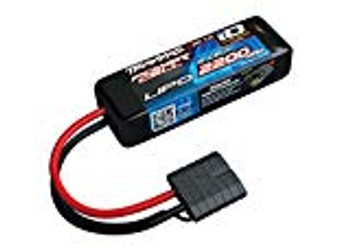 "Traxxas 2S ""Power Cell"" 25C LiPo Battery w/iD Traxxas Connector (7.4V/2200mAh) (TRA2820X)"