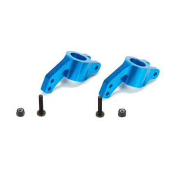 ECX Rear Hubs, Aluminum, 1:10 4WD ALL