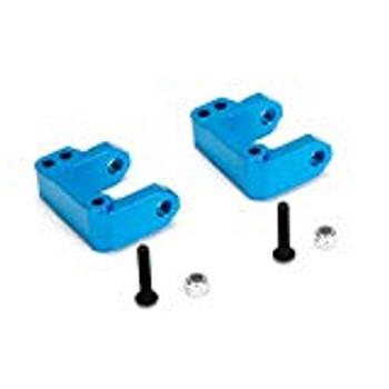 ECX Aluminum Caster Block Set (Blue)