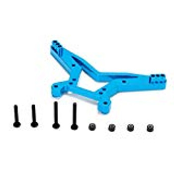 Rear Shock Tower, Aluminum, 1:10 4WD ALL