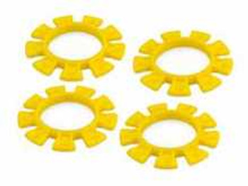 Dirt Racing Products - Tire Gluing Bands - Yellow (JCI8115)