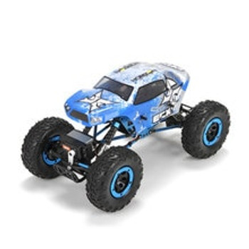 ECX Temper 1/18 Mini Rock Crawler RTR w/2.4GHz Radio