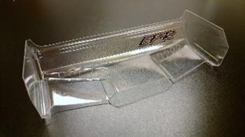 Leadfinger RC Pre-cut (2) 1:8 Lexan Hammer wing (Clear) (LFR100022)