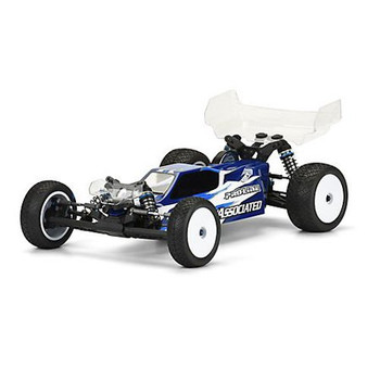 "Pro-Line ""Predator"" 1/10 Buggy Body (Clear) (B6)"