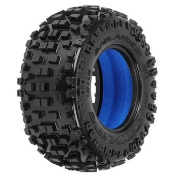 """Pro-Line Badlands 2.0 SC 2.2""""/3.0"""" Short Course Truck Tires (2) (M2)"""