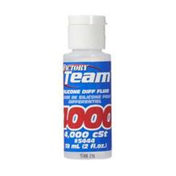 Team Associated Silicone Differential Fluid (2oz) (4