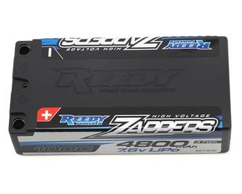 Reedy Zappers HV 2S Hard Case LiPo 100C Shorty Battery (7.6V/4800mAh) (ASC27305