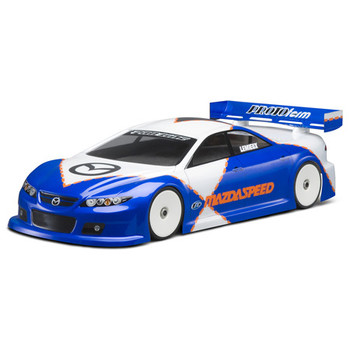 Protoform MazdaSpeed 6 Touring Car Body (Clear) (190mm) (Light Weight)