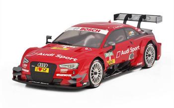 Carisma M40S 1/10 4WD Audi RS5 #8 Red DTM RTR Touring Sedan