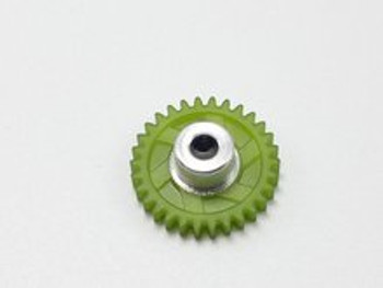 17.5 RC Polypro 48P Pinion Gear (3.17mm Bore) (30T) (175-10030)