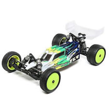 Team Losi Racing 22 4.0 SR SPEC-Racer 1/10 Mid-Motor 2WD Electric Buggy Kit