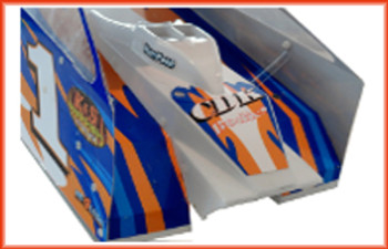 CDK Bodies TEO EDM Body Kit (DODC New Style)