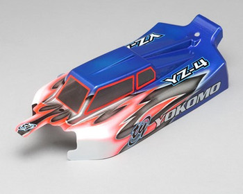 Yokomo YZ-4 SF JConcepts Light Weight 1/10 4WD Buggy Body (Clear) (YOKS4-101LW)