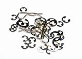 Traxxas E-clips/C-rings/Body Clips (TRA1633)