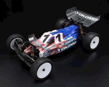 Yokomo YZ-2 DTM World Championship Limited Edition 1/10 2WD Buggy (YOKB-YZ2DTMW)