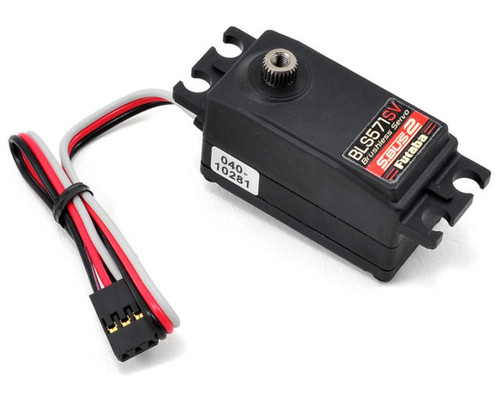 Futaba BLS571SV Brushless S.Bus2 Programmable High Voltage Low Profile Servo