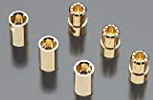Castle Creations 8.0mm High Current CC Bullet Connector Set