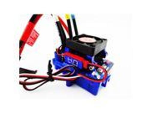 Hot Racing Velineon VXL-3 ESC Heat Sink High Velocity Fan