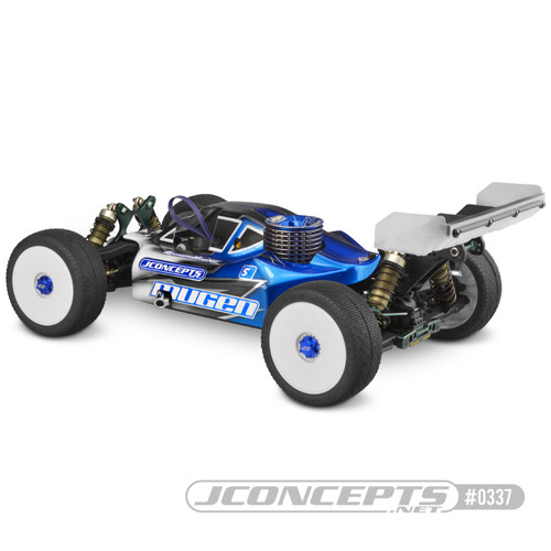 "JConcepts Mugen MBX7R/MBX8 ""S3"" Body (Clear)"