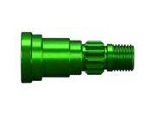 Traxxas X-Maxx Aluminum Stub Axle (Green) (TRA7768G)