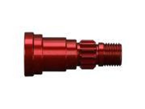 Traxxas X-Maxx Aluminum Stub Axle (Red) (TRA7768R)