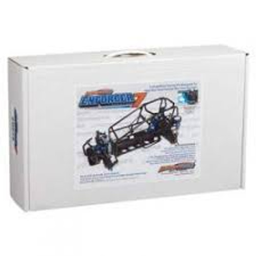 Custom Works Enforcer 7 Gear Box Sprint Car Kit