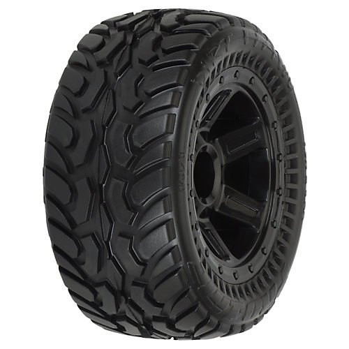Pro-Line Dirt Hawg I Off-Road Tires Mounted