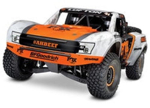 Traxxas Unlimited Desert Racer UDR 6S RTR 4WD Electric Race Truck (Fox Edition)