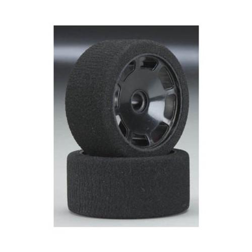 BSR Racing Foam Front Tires - Pink (25-30 Shore) (2 pcs)