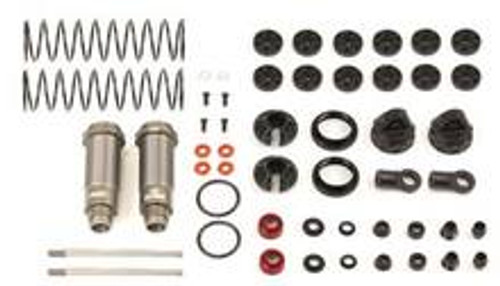 TEAM DURANGO 1:10 ELECTRIC BIGBORE SHOCK SET (TD230026)