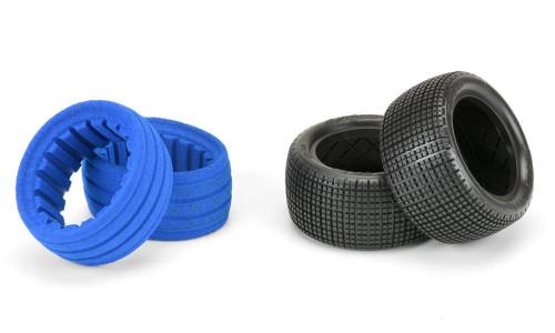 """Pro-Line Slide Job Dirt Oval 2.2"""" Rear Buggy Tires (2) (M3)"""