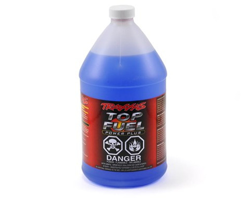 Traxxas Top Fuel 20% Nitro Fuel (One Gallon) (TRAM5070)