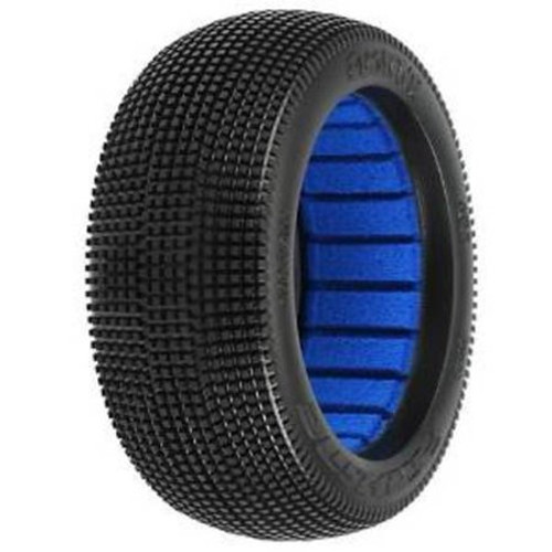 PROLINE Fugitive 1/8 Buggy Tires w/Closed Cell Inserts (2) (X1)