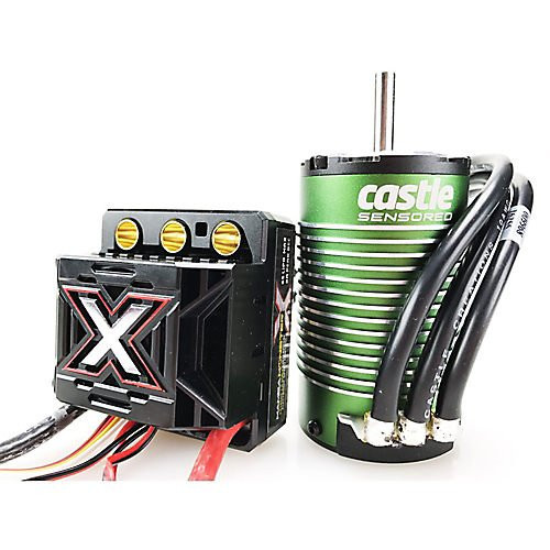 CASTLE CREATIONS MONSTER X 1800KV SENSORED MOTOR