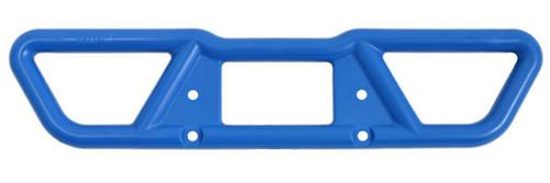 Traxxas T-Maxx/E-Maxx Heavy Duty Rear Bumper (Blue) (RPM73805)