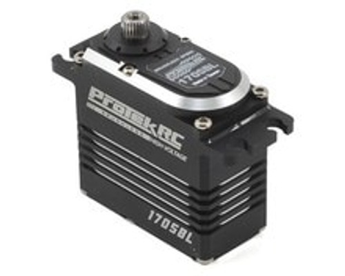 "ProTek RC 170TBL ""Black Label"" High Torque Brushless Servo (High Voltage/Metal Case)"