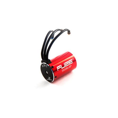 Dynamite Fuze 540 6-pole 3900kv 4WD SCT Brushless Motor (V2)