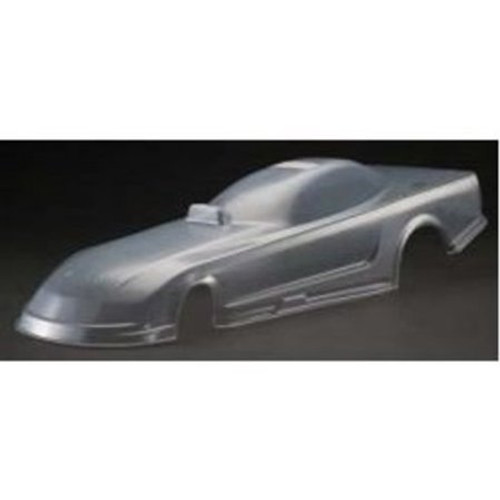 Traxxas Ford Mustang Body w/Decals (Clear) (TRA6911)
